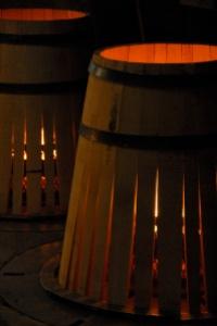 Fire in the barrel by Tim Carl
