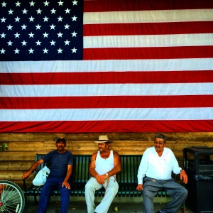 The New America by Tim Carl