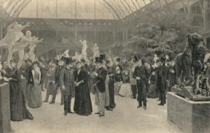 Salon-in-Paris